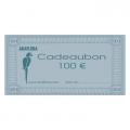 Geschenkgutschein Araflora Euro 100